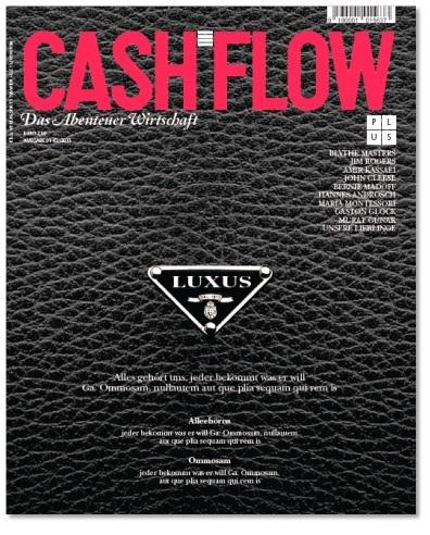 cd5c44c14563d4 CASH FLOW Luxus (Layout-Cover!) nützen Sie dieses spezielle Umfeld für Ihre