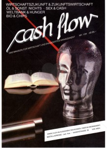 Der Beginn:  CASH FLOW an der Wirtschaftsuniversität Wien
