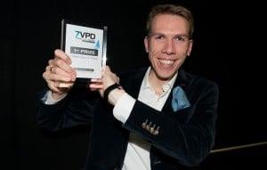Robert Henker, CEO Cashboard, Sieger 2014 (Foto: Cashboard)